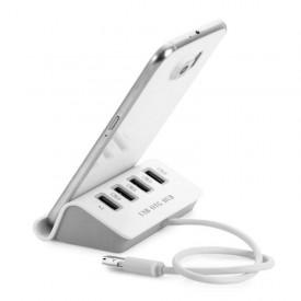 هاب 4 پورت OTG وریتی USB 2.0 مدل H401
