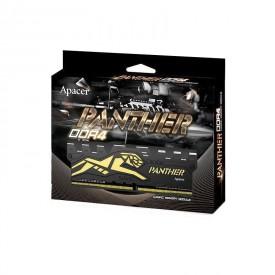 رم کامپیوتر Apacer Panther DDR4 2400MHz CL16 Single Channel Desktop RAM - 4GB