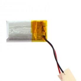 باتری لیتیوم ۱۲۰mAh 20*12*3mm