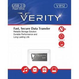 فلش مموری Verity مدل V812 ظرفیت 8 گیگابایت