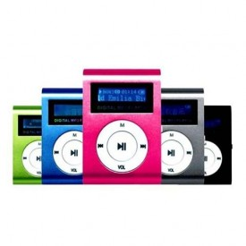 MP3 پلیر LCD دار رم خور