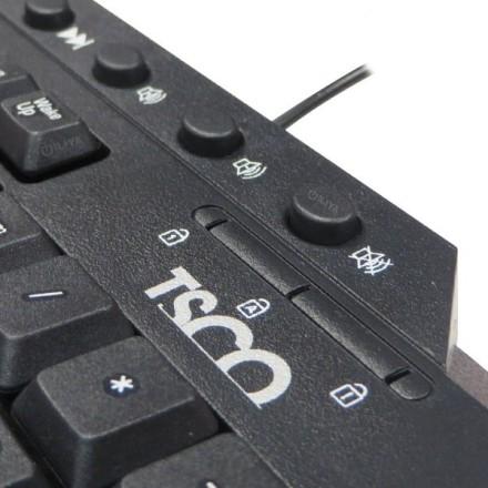 کیبورد TSCO مدل TK 8009 مولتی مدیا