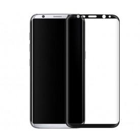 گلس تمام چسب منحنی برای Samsung S8 PLUS