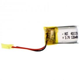 باتری لیتیوم ۱۲۰mAh 22*11*3mm