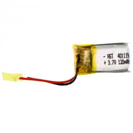 باتری لیتیوم ۱۲۰mAh 22*1*3mm