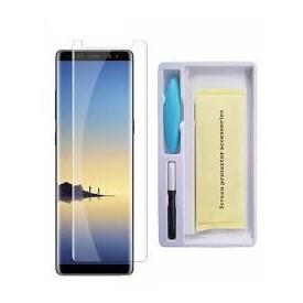 گلس فول کاور UV برای Samsung Note 9