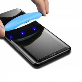 گلس فول کاور UV برای Samsung S6 EDGE