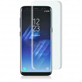 گلس فول کاور UV برای Samsung S8 Plus