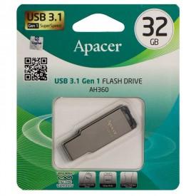 فلش مموری ApacerمدلAH360 USB3.1 Gen 1ظرفیت32گیگابایت