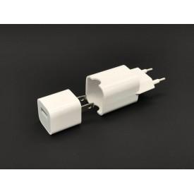 مبدل برق مدل 3 به 2 ایفون