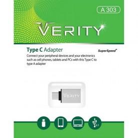 تبدیل USB به TYPE-Cوریتی مدل A303