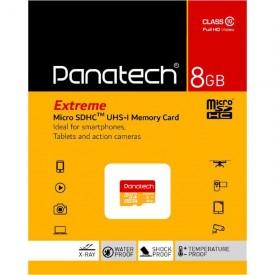 کارت حافظه Panatech ظرفیت 8گیگابایت