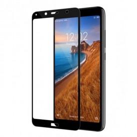 گلس تمام چسب برای موبایل Xiaomi Redmi 7A