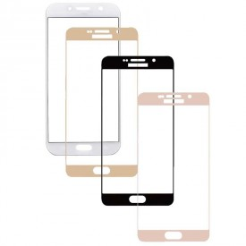 گلس تمام چسب برای موبایلSamsung J7