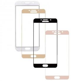 گلس تمام چسب برای موبایلSamsung J7 Pro