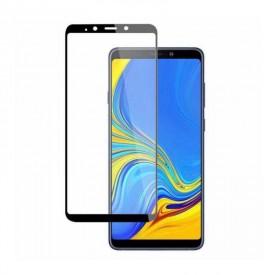 گلس تمام چسب برای موبایلSamsung A7 2018/A750