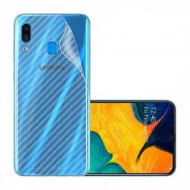 برچسب پشت موبایل Samsung A20