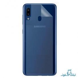 برچسب پشت موبایل SAMSUNG M10
